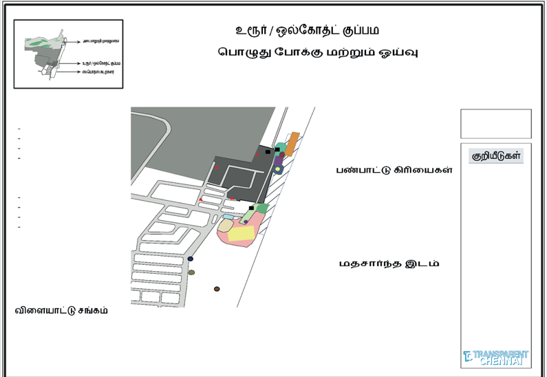 participatory mapping « Transparent Chennai