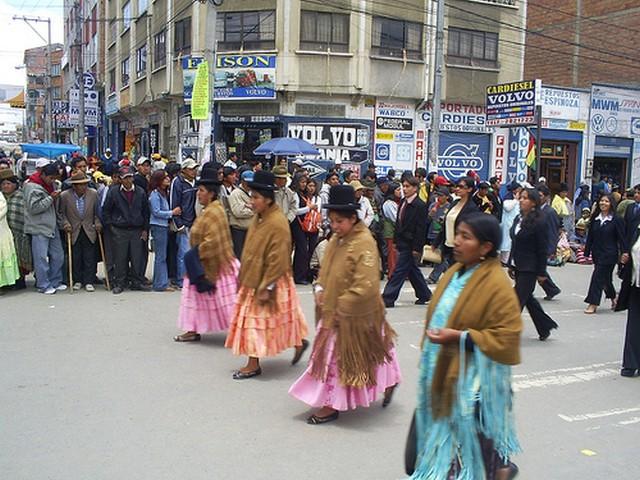 bolivianas dusnudas modelos
