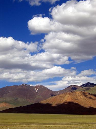 Landscape of Mongolia