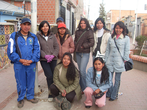 The Digital Literacy Workshop El Alto III
