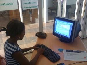FOKO blogger Zouboon at work