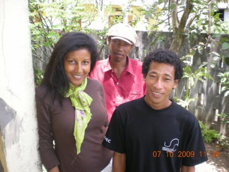Patrick from Tamatave, Madagascar: Looking for the right place where to plant a tree