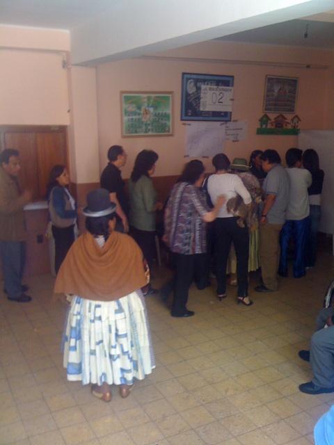 Image by Eddysan from Twitpic - Elecciones 2.0 Bolivia en Facebook