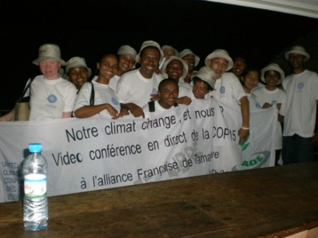 tamatave climate conference