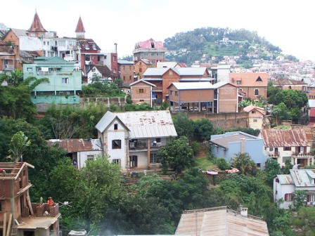 Antananarivo, Madagascar. Image from Flickr by Luc Legay, used under a creative commons license