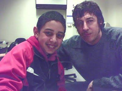 Jonathan and Roberto