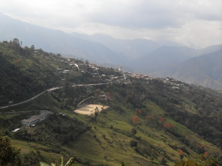 Landscape of Ituango. Image by AngelesItuango