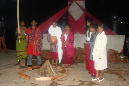 Malagasy new year celebrations - image by Ariniaina