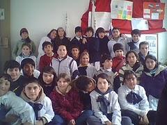 Sarandí Grande de la escuela