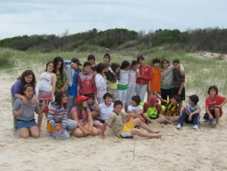 beach day salinas school