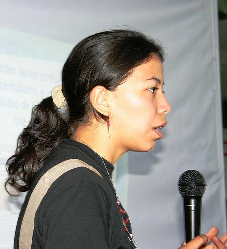 Catalina Urquijo, Image courtesy Álvaro Ramirez, HiperBarrio