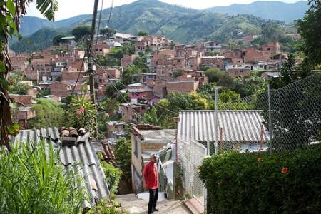 La Loma, Medellín. Image By Oso CC BY-NC