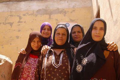 Women of Minya