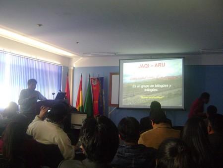 A presentation of Jaqi Aru