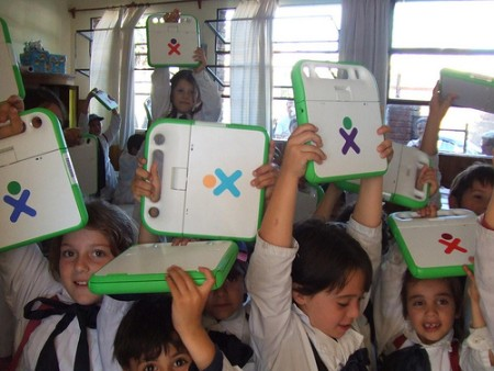 Image courtesy OLPC. CC BY