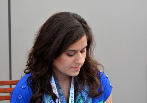 Sahar Habib Ghazi.