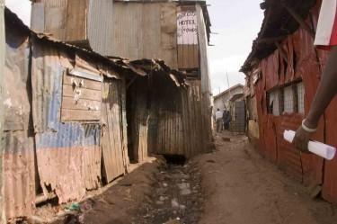 In giro per Kibera