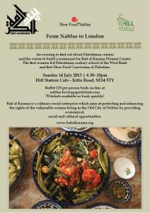 Evento fundraising a Londra