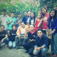 GV Meetup in Phnom Penh, Cambodia.