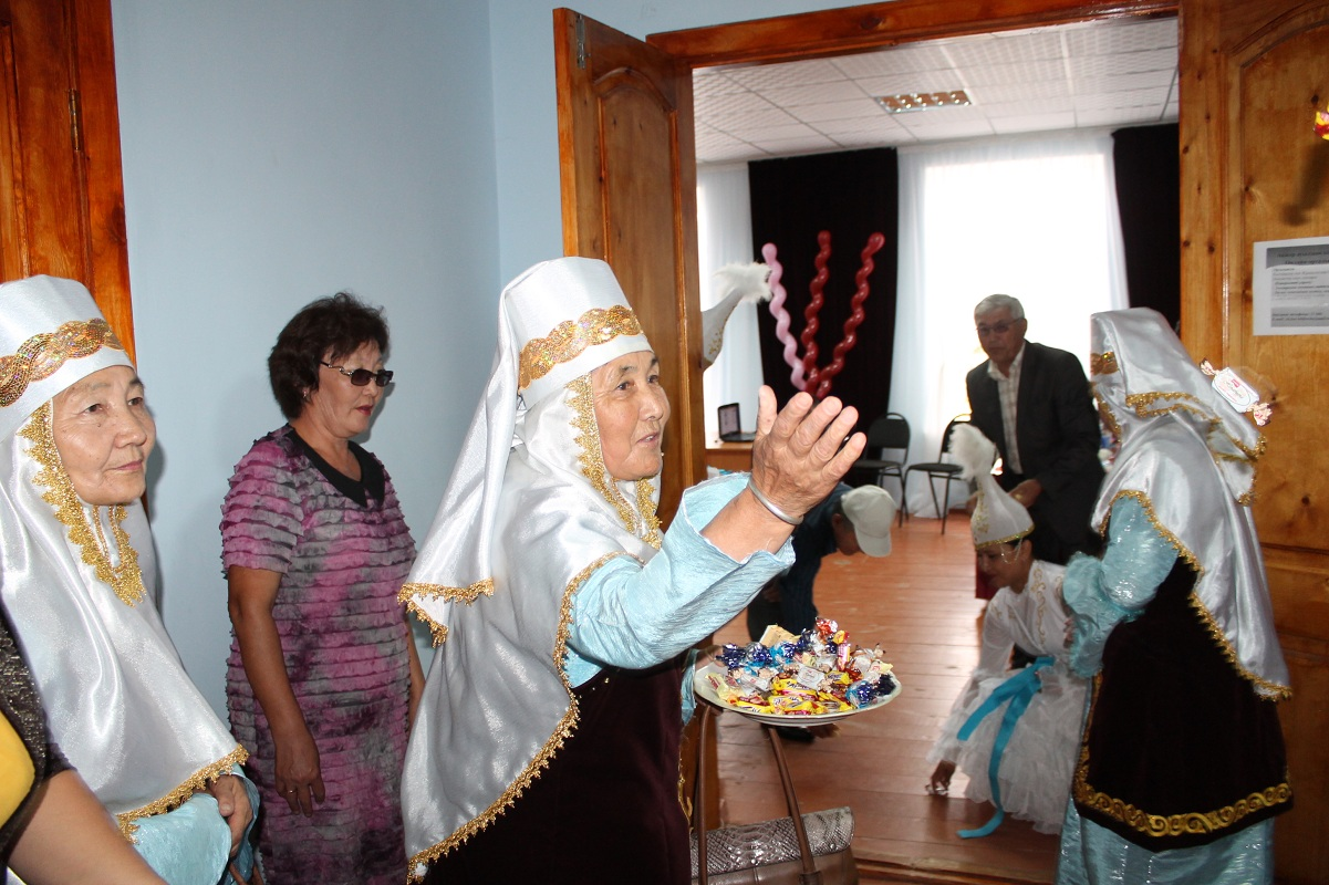 An opening ceremony for an online center supported by the Pushkin Library.