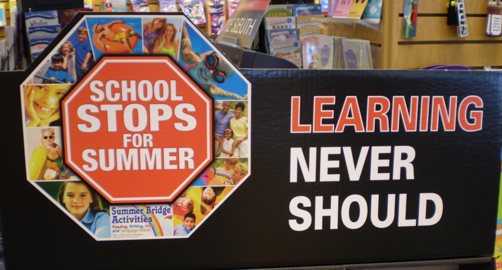 School Stops For The Summer: Learning Never Should by Wesley Fryer (CC BY-SA 2.0)