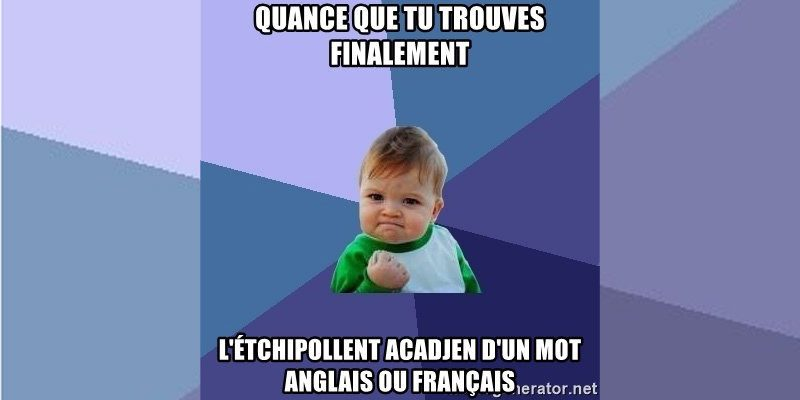 1Meme_Acadien 800x400 rising voices the acadian french language finding new frontiers