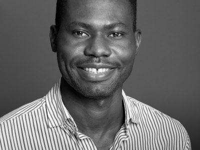 Meet Mahuton Bienvenu Possoupe, the host of the @DigiAfricanLang Twitter account for July 3-9