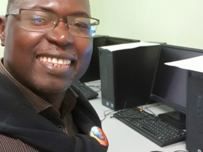Meet Ibrahima Malal Sarr, the host of the @DigiAfricanLang Twitter account for June 19-25