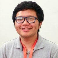 Language activist Biyanto Rebin