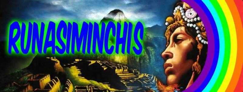 Julián Roca difunde sus gifs en el grupo abierto de Facebook: Runasiminchis