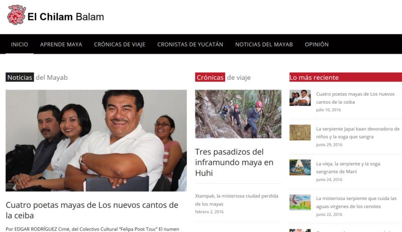Blog del Chilam Balam