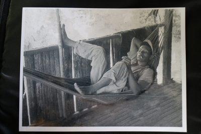 Aurelio Kuiru (padre de Ever) de 1980 Foto de Jorge Gasché