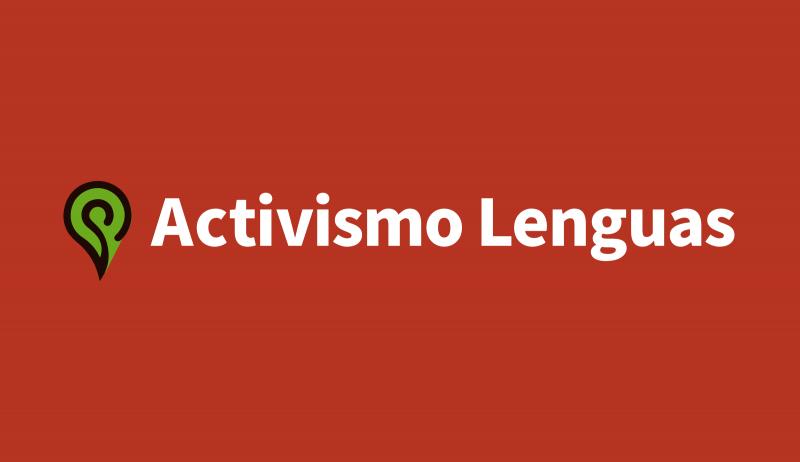 Logo Activismo Lenguas