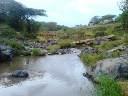 Ewaso Ngiro River in Narok