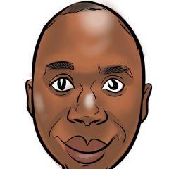 A small portrait of Bonface Witaba